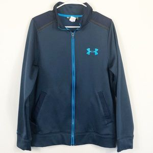 Under Armour Fleece Lined Performance Jacket Small